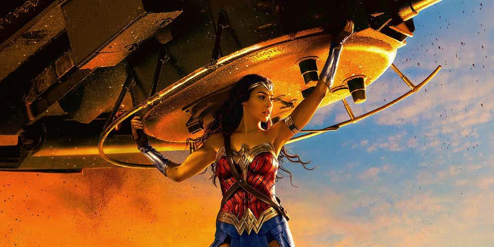 On those Wonder Woman screenings…